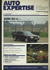 (10A) AUTO EXPERTISE AUDI 80