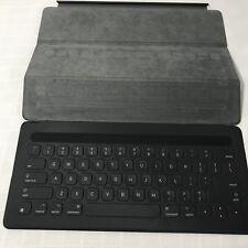 Original Apple Smart Keyboard & Folio Case for 12.9 inch iPad Pro MJYR2LL/A