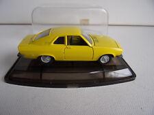 PILEN Artec Opel Manta 1972 N°374  1/43