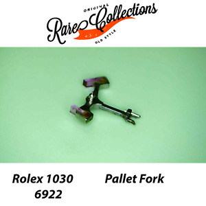 USED Rolex 1030 6922 Pallet Fork Ancora 1036