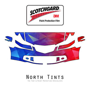 3M Scotchgard Paint Protection Film PreCut Clear Bra PPF for Acura TSX 2004-2005