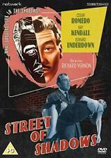 Streets Of Shadows (1953) UK REG 2 DVD Cesar Romero British Crime Film EXCEL CON