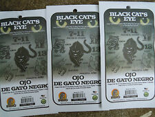 Black cat's eye Talisman Spell Supplies Spells charm bag luck herb Witchcraft