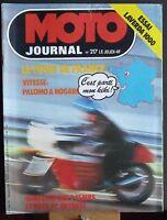 ▬► Moto Journal 217 (1975) Essai Laverda 1000_Enduro de Brioude_Tour de France