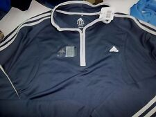NWT Adidas Quick Dry Athletic Running Basketball Warm Up Track Jacket Size 2XL