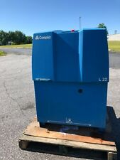 Used 30-Hp Compair Rotary L-22 With Quiet Housing And Comp 230/460 V 3 Phase