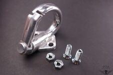 Vespa 50N Special, Primavera, Sprint Gepäckhaken Aluminium Chromoptik NEU *