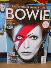 THE ULTIMATE MUSIC GUIDE - DAVID BOWIE SPECIAL COLLECTORS EDITION