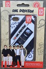 Rare Selten Official ONE DIRECTION 1D Fan iPhone 4 4s Snap-On Cover Case Hülle
