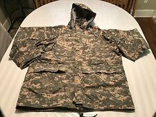 ECWCS GEN II Cold Wet Weather Parka ACUPAT Camo Tennier Ind. Size XL-R