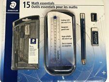 Staedtler Math Essentials Back to School Kit 15 Pc Kit