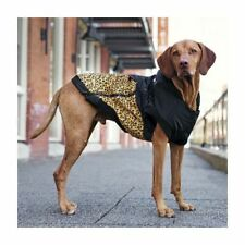 New listing Canada Pooch The 360 Insulated Dog Jacket Leopard Size 16 (17 to 25 lbs)
