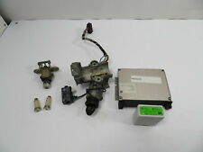 99 BMW M3 E36 Convertible #1103 Ignition Lock Set W/ ECU, Immobilizer EWS 2