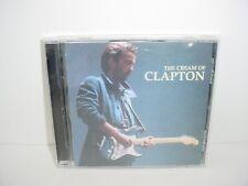 The Cream of Clapton Music CD