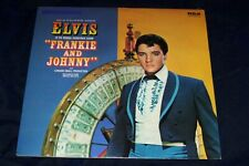 ELVIS PRESLEY LP Frankie And Johnny STEREO  RCA INTS 5036 '' GREAT CONDITION ''