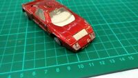 Vintage Dinky Toys Mercedes Benz C111 No.224 Racing Speed Wheels Model Car Toy
