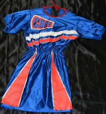 Cheer Leader Outfit Dress Halloween Costume Fits Kids Size Large Girls Child