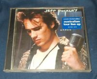 JEFF BUCKLEY GRACE AUSTRALIAN TOUR LIVE EP CD 2 DISC SET VGC