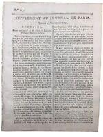 Docteur Lalouette en 1790 Pharmacie Médicament Savon Lecointre Bonnay Revo