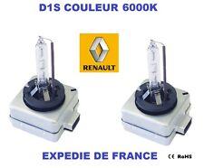 2 AMPOULES XENON D1S RENAULT SAFRANE  35W 6000K NEUF