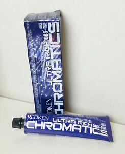 Redken Chromatics ODS 8P Shade Light Pearl Blonde Hair Color 1 Tube in Box 2 oz