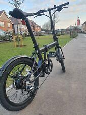 "350W FAST EBIKE  light folding 20"" electric bike"