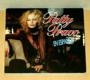 "PATTY PRAVO: ""EN ESPANOL""- 1a STAMPA/1994 - CD IN DIGIPAK...A TIRATURA LIMITATA!"