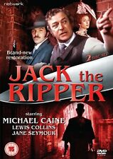 JACK THE RIPPER Miniserie completa con Michael Caine 2xDVD in Inglese NEW .cp