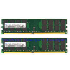 Samsung 8GB 2X 4GB PC2-6400 DDR2 DDR2-800MHZ 240pin FOR AMD Desktop Memory RAM