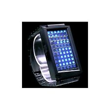 TOKYOFLASH SEAHOPE ELEENO DUAL TOUCH BLACK BLUE/GRN LED WATCH, COOL, FUTURISTIC
