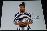 JERMAINE FOWLER SIGNED 11X14 PHOTO ACTOR COMEDIAN SUPERIOR DONUTS IN PERSON AUTO