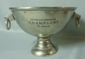 Cuvee De Prestige Champagne Die Cast Bucket