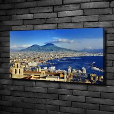 Leinwandbild Kunst-Druck 100x50 Bilder Neapel Italien