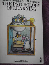 The Psychology of Learning Penguin-Borger & Seaborne 2nd ed.(poss rare edition?)