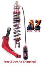 Elka Stage 4 Aluminum Rear Shock & Red Link Linkage Yamaha Banshee YFZ 350 87-06