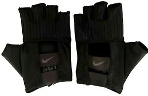 Nike Studio Grip Women's Fitness Gloves Gym Workout exercise Training MEDIUM