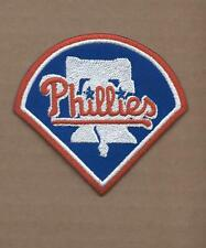 NEW 3 1/8 X 3 3/8 INCH PHILADELPHIA PHILLIES IRON ON PATCH FREE SHIPPING P1