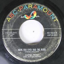 50'S & 60'S 45 Lloyd Price - Have You Ever Had The Blues / You'Ve Got Personalit