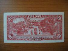 Billet Vietnam10 dong