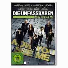 DVD LA unfassbaren Now You See Me FRANCO Eisenberg Harrelson RUFFALO