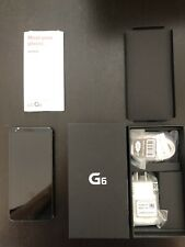 LG G6 - 32GB - Black (Verizon) Smartphone