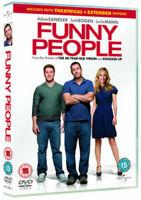 Funny People DVD (2011) Adam Sandler New