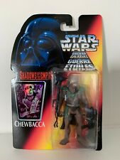 Star Wars Shadows of the Empire Chewbacca Action Figure NEW