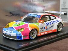 Spark 1/43 Porsche 911 996 GT3 RSR #76 Le Mans 2006 S0969