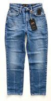 Lee Vintage Modern Nwt Salina Blue High Rise Straight Leg Ankle Jeans 3530994