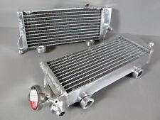 NEW WB KTM 250 SXF SX-F 2007-2012 Aluminum radiator Right+Left