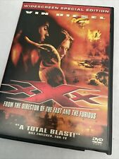 Xxx Dvd 2002 Vin Diesel Asia Argento Marton Csokas Samuel L. Jackson