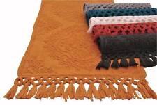 "100% Cotton Hand Woven 2pc Bath Rug Set 21""x34""/17""x24"" JBR3"