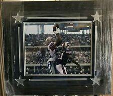 Dez Bryant Dallas Cowboys Autographed Picture Custom Framed