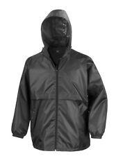 Result Core Lightweight Jacket - R205x Black XL R204xblacxl